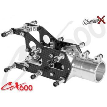 CopterX (CX600BA-03-16) Tail Boom HolderCopterX CX 600E PRO Parts