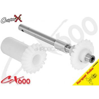 CopterX (CX600BA-05-06) Tail Drive GearCopterX CX 600E PRO Parts