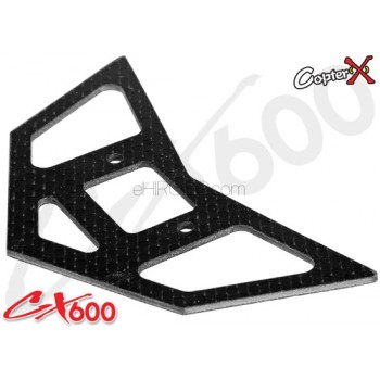 CopterX (CX600BA-06-02) Carbon Horizontal StabilizerCopterX CX 600E PRO Parts