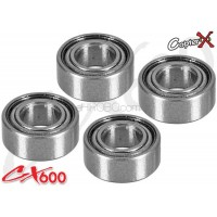 CopterX (CX600BA-09-07) 5X10X4mm Bearings