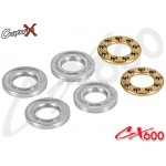CopterX (CX600BA-09-09) 5X10X4mm Thrust Bearings