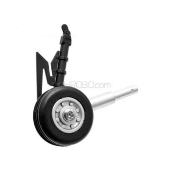 Nine Eagles (NE400207) Front Wheel Holder Set (Left, Black)Nine Eagles 319A Parts