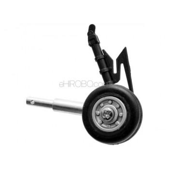 Nine Eagles (NE400208) Front Wheel Holder Set (Right, Black)Nine Eagles 319A Parts