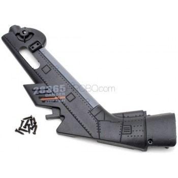 Nine Eagles (NE400307) Tail Set (Right, Black)Nine Eagles 319A Parts