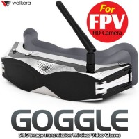 WALKERA Goggle FPV Wireless 5.8GHz Video Glasses