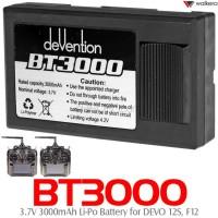 WALKERA (WK-BT3000) 3.7V 3000mAh Li-Po Battery for DEVO 12S, F12