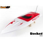 BoatCD (1111) Rocket Electric Brushless RC Boat ARR