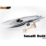 BoatCD (1113) Small Bolt Electric Brushless RC Boat ARR