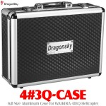DragonSky (4#3Q-CASE) Full size Aluminum case for Walkera 4#3Q helicopters