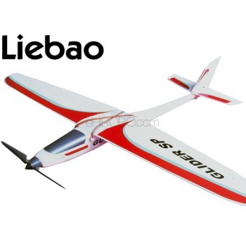 GL (406-2) Liebao High Speed EPO Electric Airplane Kit