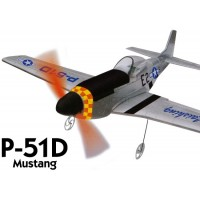 GL (501) P51D Mustang Easy Fighter EPO Electric Airplane Kit