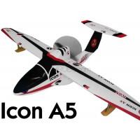 GL (806) Icon A5 EPO Electric Airplane Kit