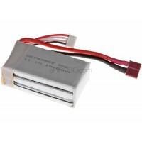 DragonSky (BA-111-20-1500-01) Li-Polymer Battery 11.1V 20C 1500mAh