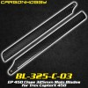 CarbonHobby (BL-325-C-03) EP 450 Class 325mm Main Blades for Trex CopterX 450Walkera New V450D01 Parts