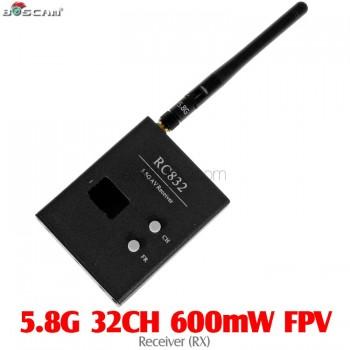 BOSCAM (BOSCAM-5.8G-32CH-RX) 5.8G 32CH 600mW FPV Receiver (RX)