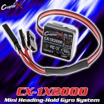 CopterX (CX-1X2000) Mini Heading-Hold Gyro System