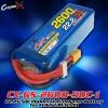 CopterX (CX-6S-2600-50C-1) 22.2V 50C 2600mAh Li-Polymer Battery for ALIGN T-REX 500