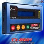 CopterX (CX-B601) B601 1-6 Cell LiPo Balance Charger