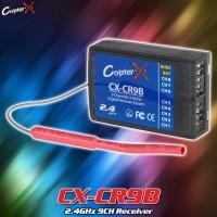 CopterX (CX-CR9B) 2.4GHz 9CH Receiver