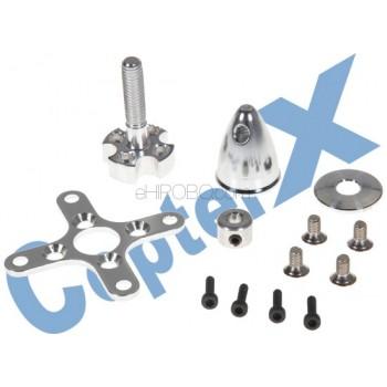 CopterX (CX-M28-H) M28 Motor Mounting HardwareCopterX Brushless Motor
