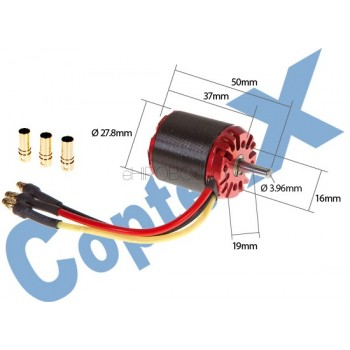 CopterX (CX-M2836-12-KV750) M2836 750KV Brushless MotorCopterX Brushless Motor