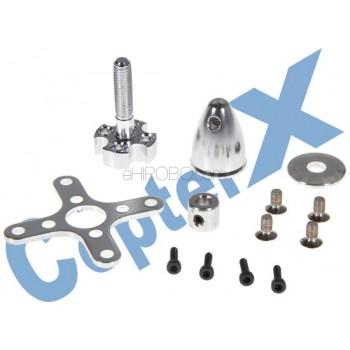 CopterX (CX-M2836-H) M2836 Motor Mounting HardwareCopterX Brushless Motor