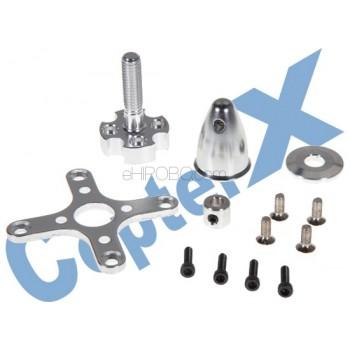 CopterX (CX-M35-H) M35 Motor Mounting HardwareCopterX Brushless Motor