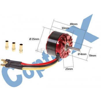 CopterX (CX-M3530-10-KV1400) M3530 1400KV Brushless MotorCopterX Brushless Motor