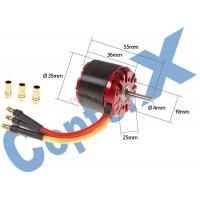 CopterX (CX-M3536-05-KV1500) M3536 1500KV Brushless Motor
