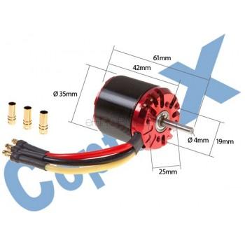 CopterX (CX-M3542-05-KV1250) M3542 1250KV Brushless MotorCopterX Brushless Motor