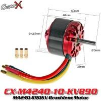 CopterX (CX-M4240-10-KV890) M4240 890KV Brushless Motor