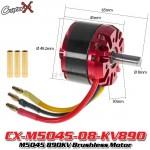 CopterX (CX-M5045-08-KV890) M5045 890KV Brushless Motor