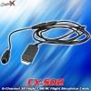 CopterX (CX-S02) 6-Channel 3D Flight USB RC Flight Simulator CableSimulator Cables