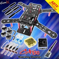 CopterX QAV 250 Mini Racing Drone Quadcopter DIY Package (Disassembled)
