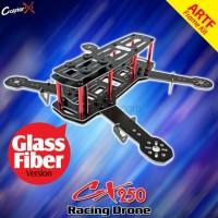 CopterX QAV 250 Mini Racing Drone Quadcopter Kit - Glass Fiber Version