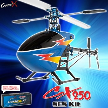CopterX CX 250SES Kit (Disassembled)CopterX Helicopters