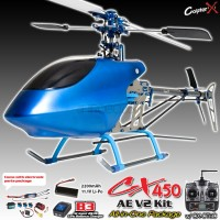 CopterX CX 450AE V2 All-in-One Package