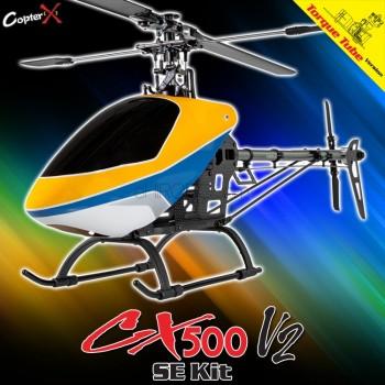 CopterX CX 500SE-TT V2 Torque Tube Version Kit**Crazy Sales on