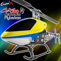 CopterX CX 500SE V3 Flybarless Belt Version Kit