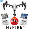 DJI Inspire 1 4K Camera GPS Quadcopter with Two Remote Controllers and 1345S Propeller RTF - 2.4GHz