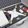 DJI Phantom 2 Vision+ V3 GPS Drone RTF with Wheeled Aluminium Carrying Case