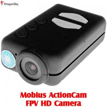 DragonSky (DS-FPV-CAM-MOBIUS) Mobius ActionCam FPV HD Camera