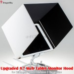 DragonSky (DS-INSPIRE1-P3-TX-MH97) Upgraded 9.7 inch Tablet Monitor Hood for DJI Inspire 1 and Phantom 3 Transmitter