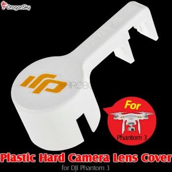 DragonSky Plastic Hard Camera Lens Cover for Phantom 3