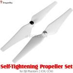 DragonSky Self-Tightening Propeller Set for DJI Phantom 2