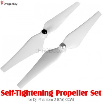 DragonSky (DS-PROP-DJI-ST) Self-Tightening Propeller Set for DJI Phantom 2 (CW, CCW)