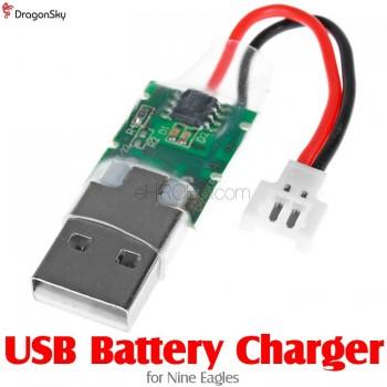 DragonSky (DS-USB-NE) USB Battery Charger for Nine Eagles