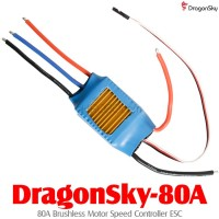 DragonSky (DragonSky-80A) 80A Brushless Motor Speed Controller ESC