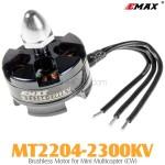 EMAX (MT2204-2300KV) Brushless Motor for Mini Multicopter (CW)