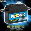 Fusonic (HB-D-9257-V2) Mini Size High Speed Mini Digital Servo 25G 2KG 0.08secCopterX CX 450PRO Parts